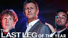 The Last Leg Of The Year With Adam Hills