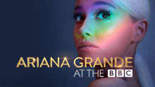 Ariana Grande At The BBC