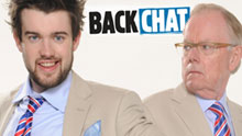 Backchat With Jack & Michael Whitehall