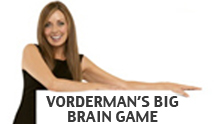 Vorderman's Big Brain Game