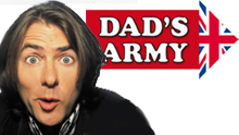 Jonathan Ross Salutes Dad's Army