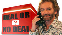 Deal Or No Deal In Warwick