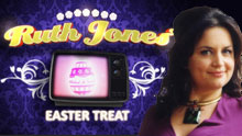 Ruth Jones' Easter Treat